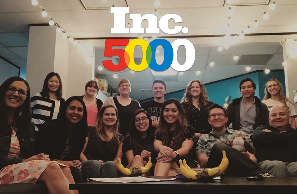 Monkee-Boy Named to Inc. 5000 Fastest Growing Companies