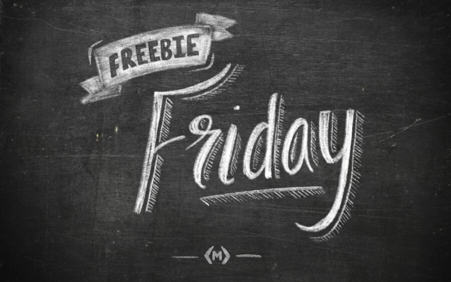 Freebie Friday: iPad Procreate Brushes
